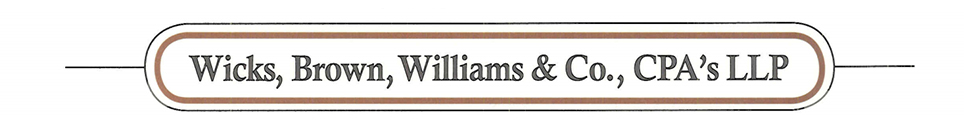 Wicks, Brown, Williams & Co., CPA's